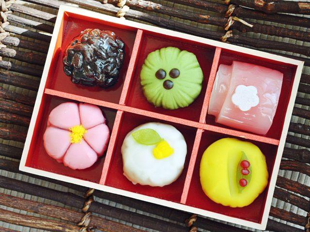 Любите ли вы японские сладости?