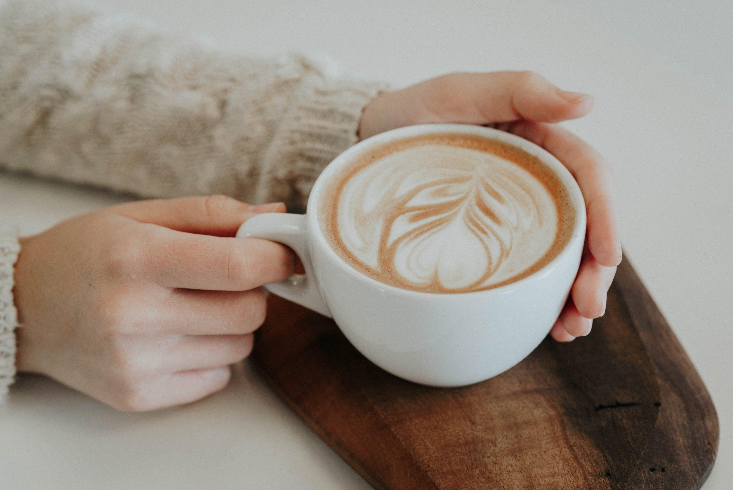 Японцы пьют кофе?