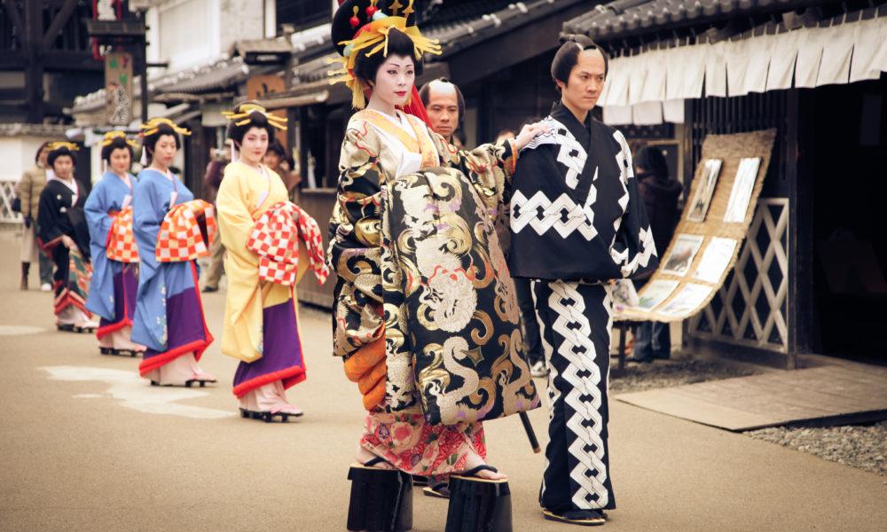 Визы в Японию вместе с «Sakura Tours»!