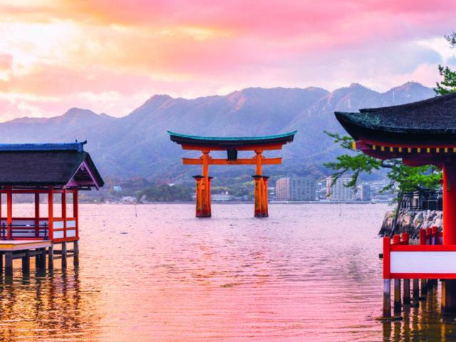 Экскурсия «Священный остров Ицукусима»