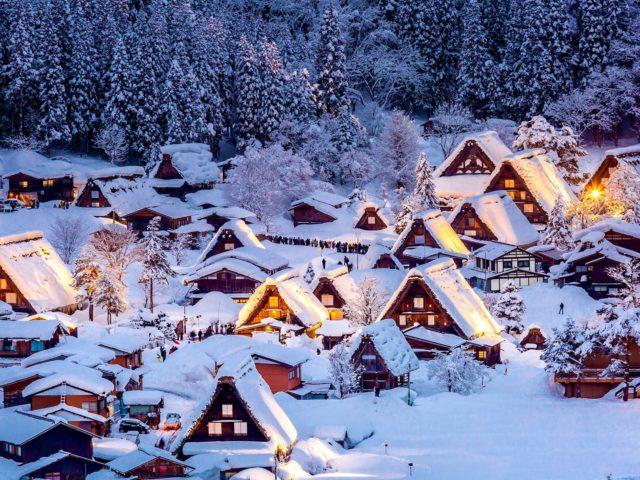 Экскурсия: «Золото Канадзавы и горная деревня Сиракаваго»