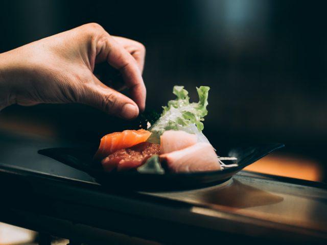 Кулинарный мастер-класс в ресторане HIFUMI-AN