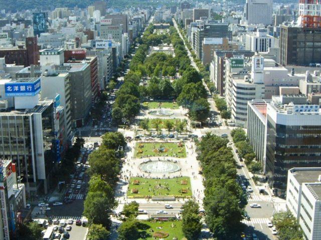 Экскурсия «Саппоро — добро пожаловать на Хоккайдо!»