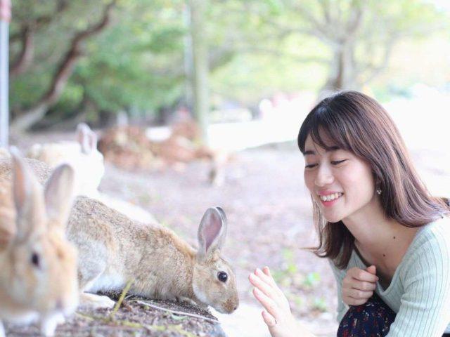 Экскурсия «Окуносима — остров кроликов»