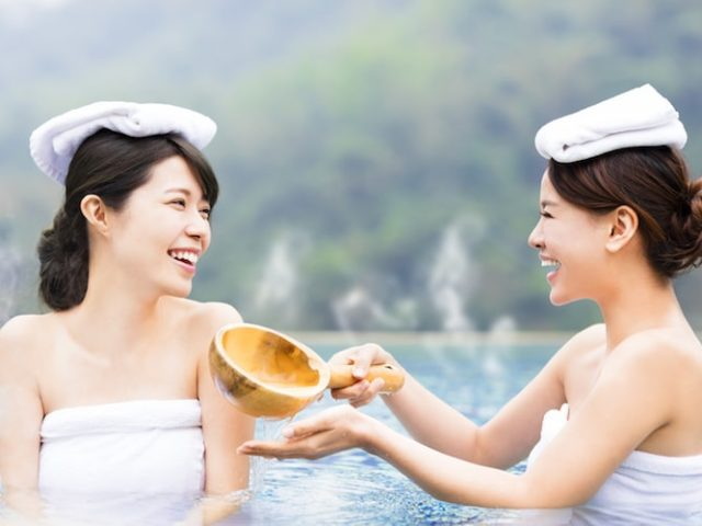 Тур «Горячие источники Японии»
