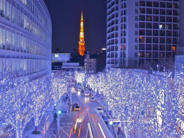 Тур «Рождество в Японии»