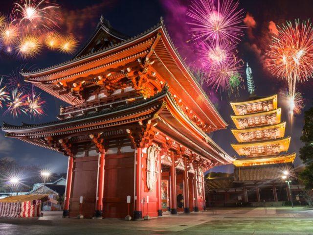Тур «Новый год в Японии»
