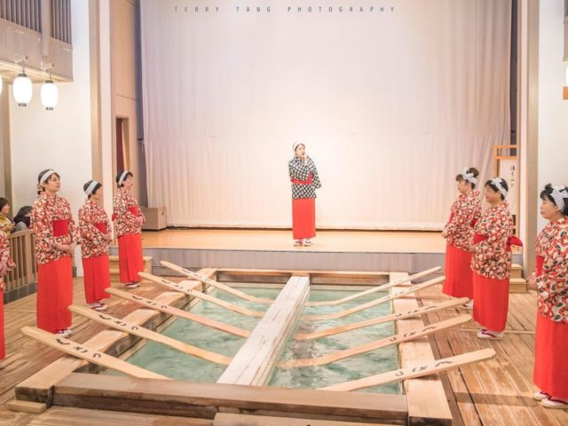 Экскурсия в префектуру Гумма, г. Кусацу.