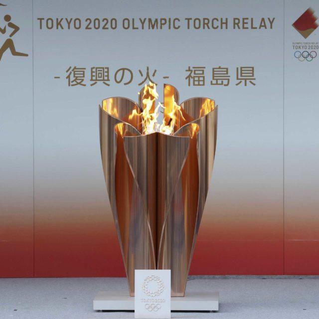 Старт эстафеты Олимпийского огня ожидается 25 марта 2021 г.